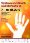 Výstava sociálních služeb Prahy 13